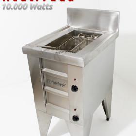 Fritadeira - EF11Q 5.000 Watts - Água e Óleo
